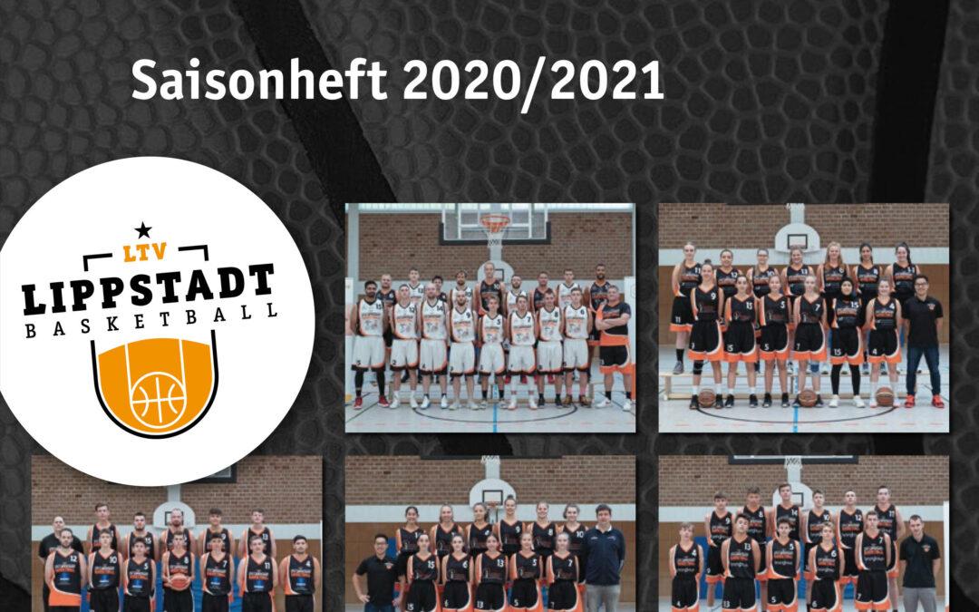 Edith-Stein-Realschule mit besonderem Platz im neuen Saisonheft des LTV Lippstadt Basketball
