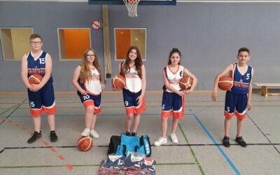 ESRS-Basketballer im neuen Look