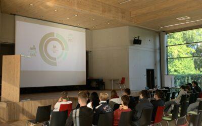Projekt Energievision 2050 beeindruckt nachhaltig